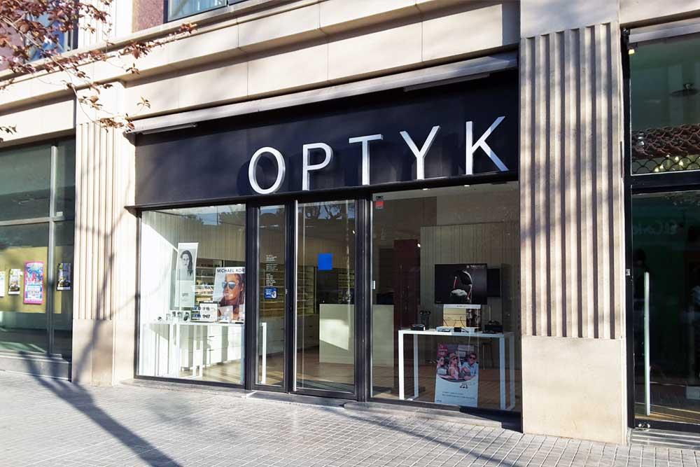 Òptica Optyk Sabadell